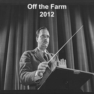 Cover art for Off the Farm 2012